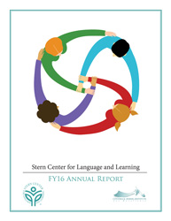 Stern Center FY16 Annual Report Cover
