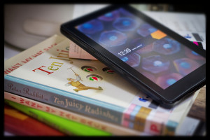 kindle on books